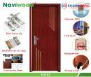 Cửa gỗ composite Naviwood NW03