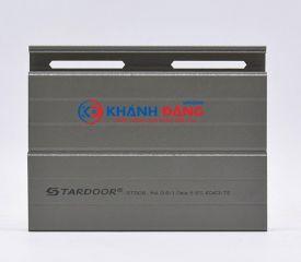 Cửa Cuốn Nan Nhôm Stardoor STD08