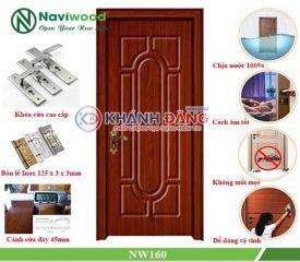 Cửa Gỗ Composite Naviwood NW160