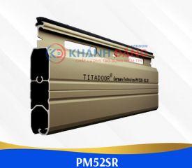 Cửa Cuốn Nan Nhôm Titadoor PM52SR