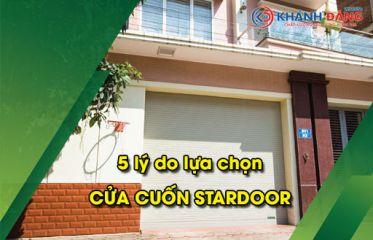 5 Lý Do Cửa Cuốn Stardoor Đang Được Khách Hàng Tin Dùng