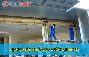 Dịch Vụ Sửa Chữa Cửa Cuốn Tại TPHCM