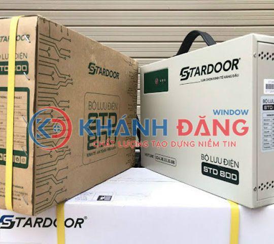 Bình Lưu Điện Cửa Cuốn Stardoor Chính Hãng - STD800