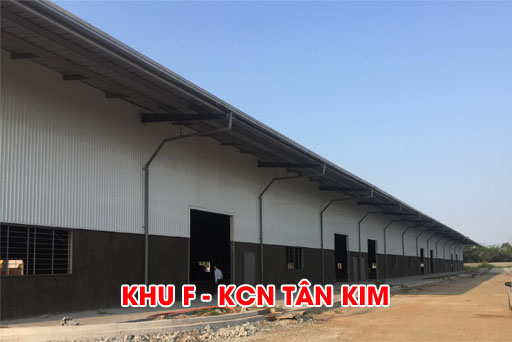 Dự án nhã xưởng KCN Tân Kim Long An