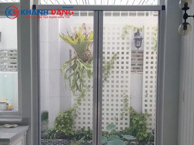 cửa lưới chống muỗi đẹp và bền