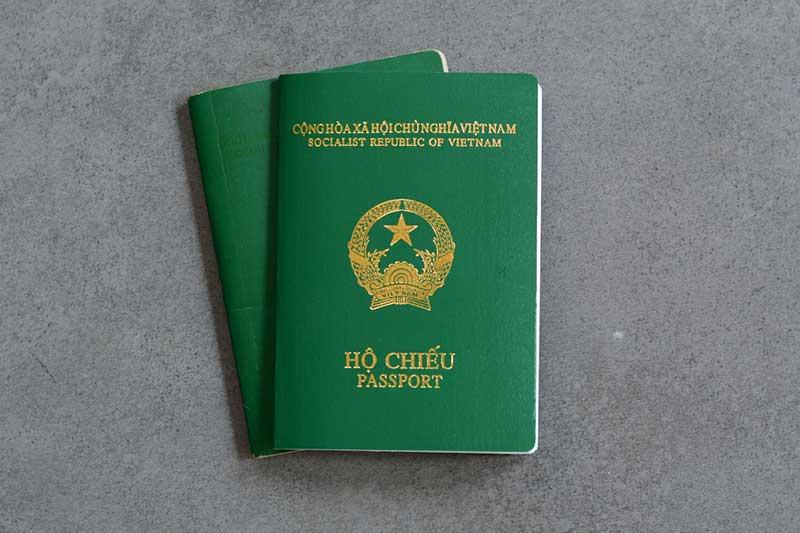 thay đổi hộ chiếu sau khi làm thẻ CCCD gắn chíp